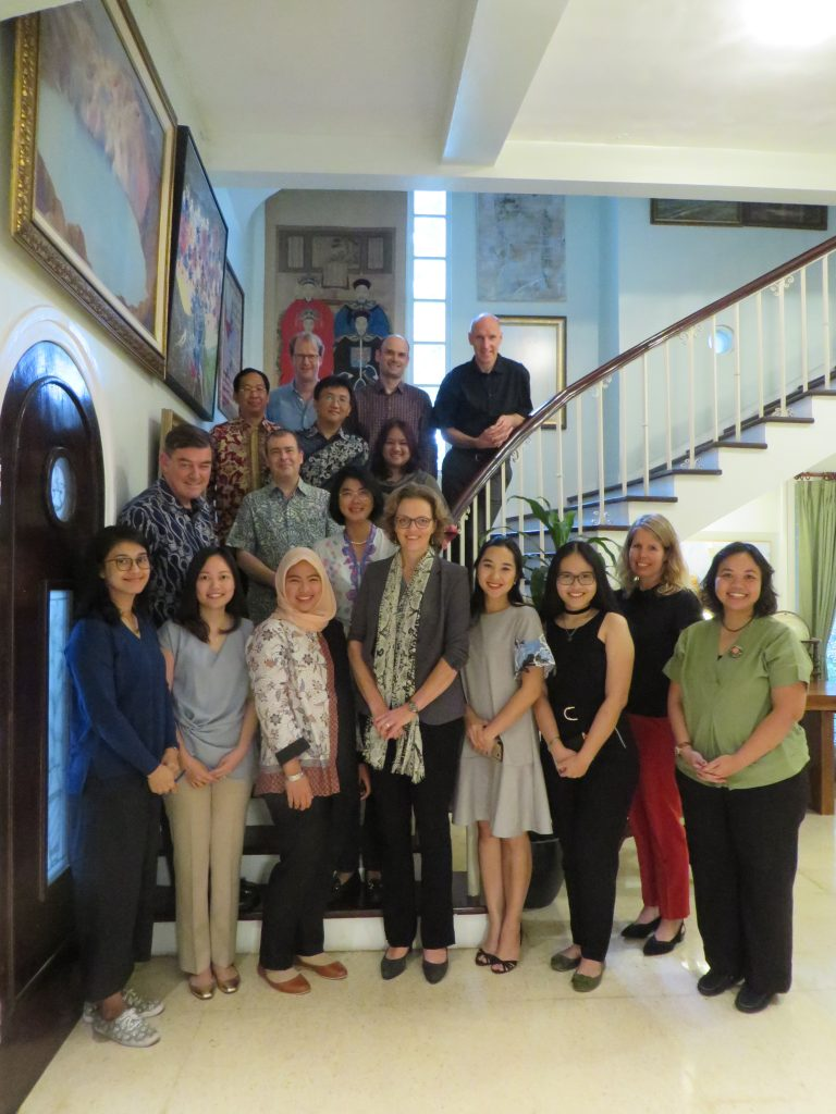 Leiden Law School visits Indonesia
